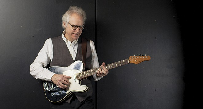 """Bill Frisell on Chuck Berry: """"The effect Chuck had on everyone else, it's pretty incredible."""" - PHOTO BY PAUL MOORE"""