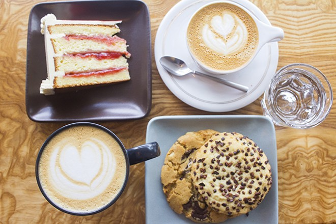 Comet Coffee & Microbakery: one of the places we adore in 2017. - PHOTO BY MABEL SUEN