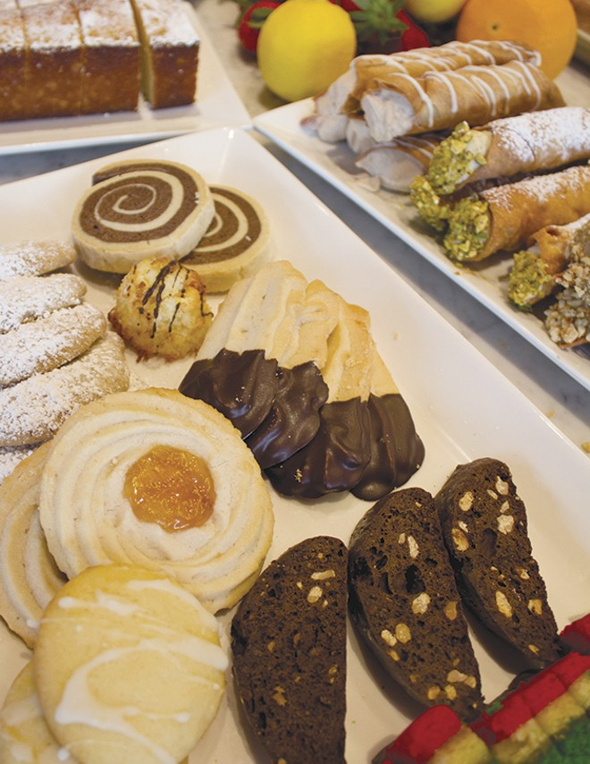 Piccione Pastry: one of the places we adore in 2017. - PHOTO BY MABEL SUEN