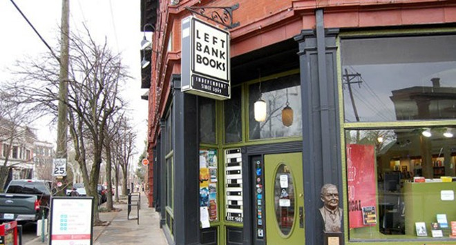 Left Bank Books is one of the many stores celebrating Independent Bookstore Day this Saturday. - PHOTO BY HARLAN MCCARTHY
