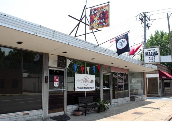 The 09 Pub at 5204 Hampton Ave. - PHOTO BY JOHNNY FUGITT