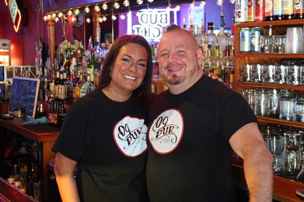 Owners Rachel and Scot Boman - PHOTO BY JOHNNY FUGITT