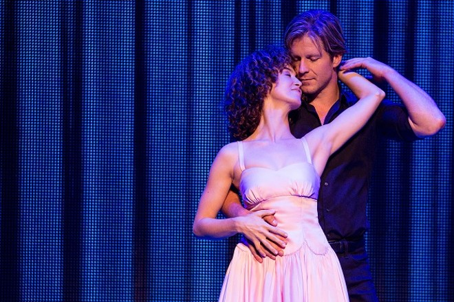 Nobody puts Baby in a corner. Now you can see it all live at the Fox. - MATTHEW MURPHY