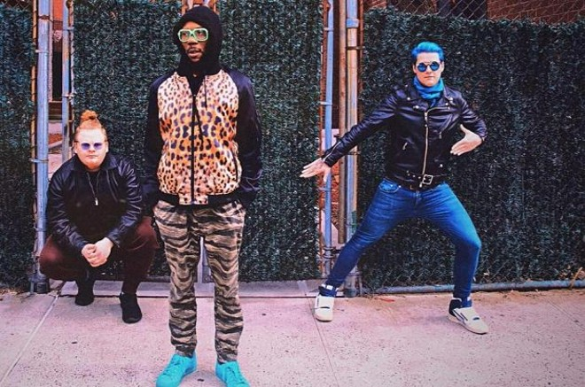 Too Many Zooz will perform at Old Rock House on Saturday, June 24. - PHOTO VIA CROSSOVER TOURING