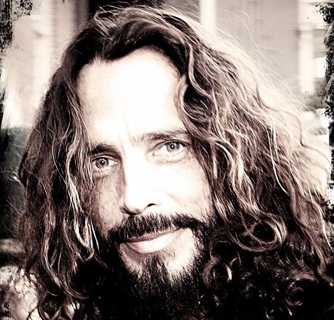 RIP Chris Cornell - PHOTO VIA FLICKR / GORDON CORRELL