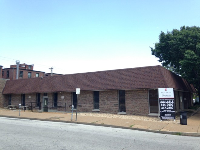 The city has leased the former Horizon Club for a temporary men's shelter. - PHOTO BY DOYLE MURPHY