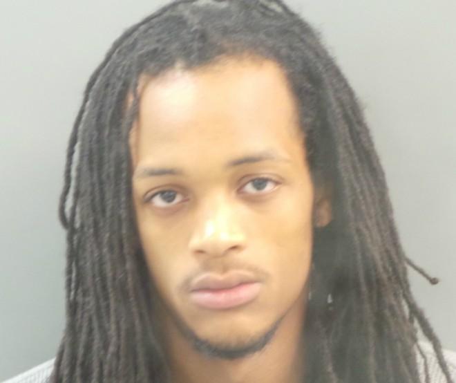 Malik Boyd faces a manslaughter charge. - IMAGE VIA SLMPD
