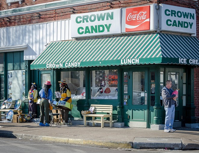 Crown Candy Kitchen: A must-visit in St. Louis. - PHOTO COURTESY OF FLICKR/KEITH YAHL