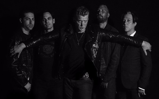 Queens of the Stone Age will perform at Peabody Opera House on Thursday, October 12. - PHOTO BY ANDREAS NEUMANN