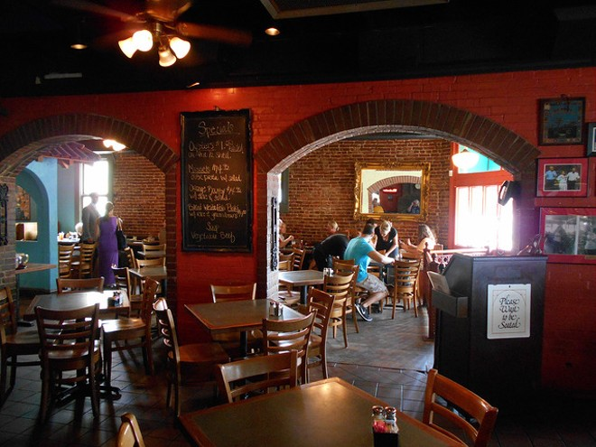 Michael's Bar & Grill is a longtime customer favorite on Manchester. - PHOTO COURTESY OF FLICKR/MBK MARJIE