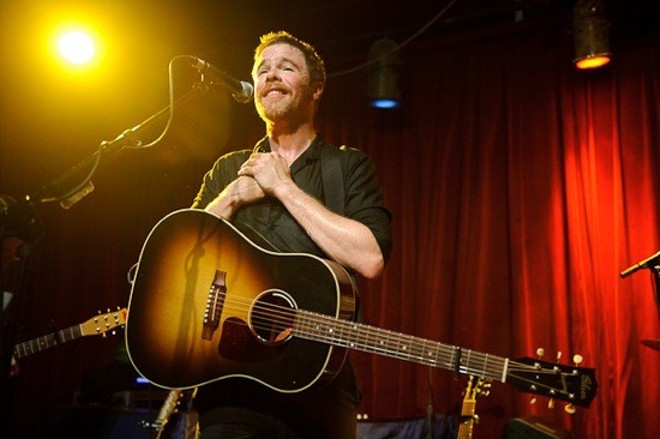 Josh Ritter will perform as part of the Open Highway Music Festival on Wednesday, August 2. - PHOTO BY TODD OWYOUNG
