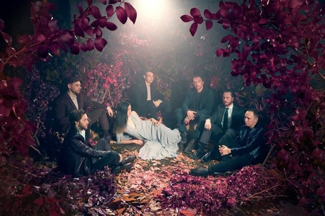 San Fermin will perform at Old Rock House on Wednesday, September 27. - PHOTO BY DENNY RENSHAW