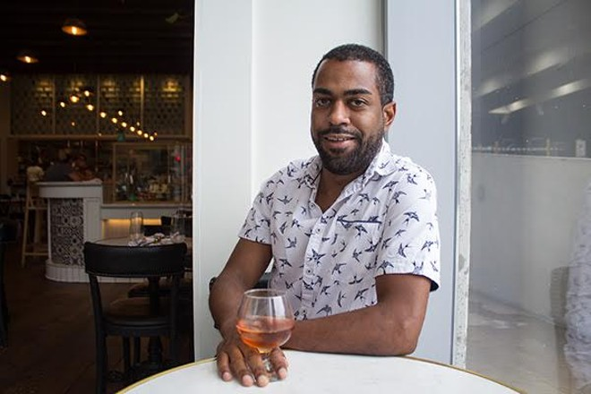 Sardella's Phil Ingram got his education behind the bar. - SARA BANNOURA