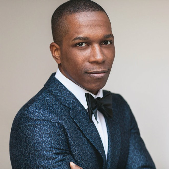 Leslie Odom Jr. - PHOTO COURTESY OF THE ST. LOUIS SYMPHONY.