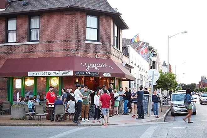 A BB gun attack on Cherokee Street had residents on high alert last Monday. - PHOTO BY STEVE TRUESDELL
