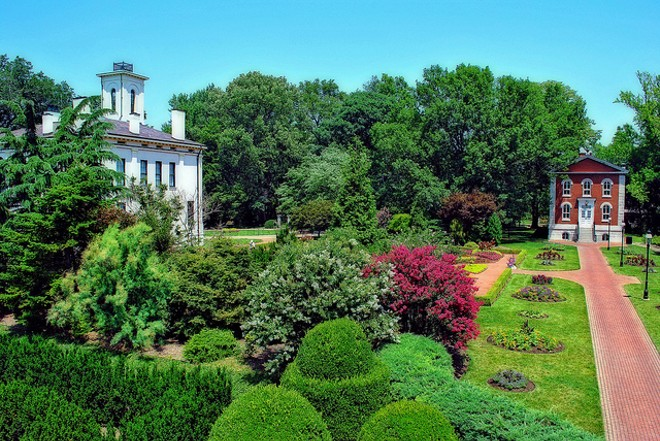 Free admission to the Missouri Botanical Gardens? Yes, please. - PHOTO COURTESY OF FLICKR / AARON CARLSON