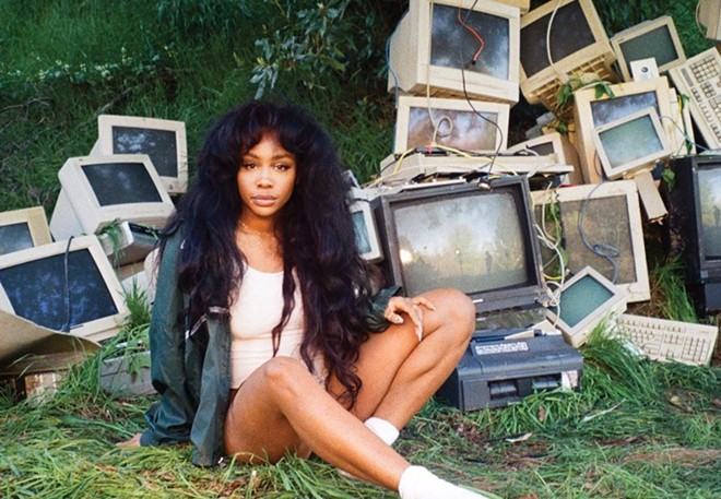 ALBUM ART FOR CTRL