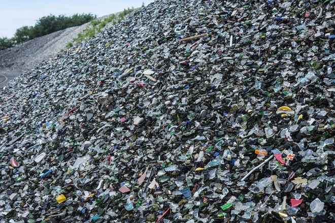 Everything you don't recycle ends up in the landfill. But you could be making the problem worse by recycling the wrong things. - PHOTO COURTESY OF FLICKR/PAUL SABLEMAN
