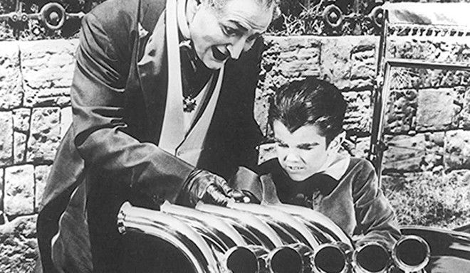 The Munsters was on air just two years. But Eddie Munster was impossible to forget.