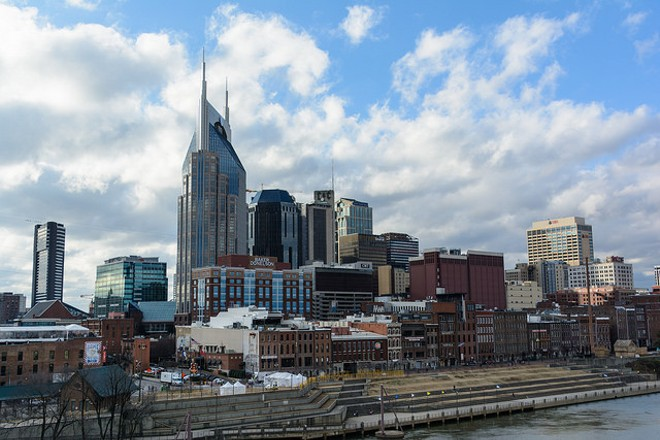 For many St. Louis renters, greener pastures look like Nashville, Tennessee. - PHOTO COURTESY OF FLICKR/PETER MILLER