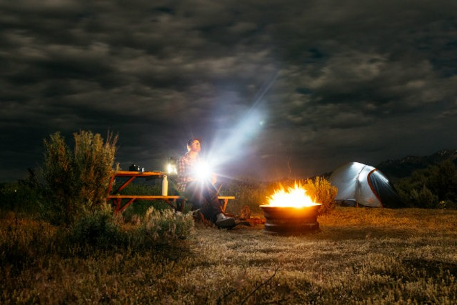 Campsite-oriented startup, Hipcamp, will experience its biggest day of camping in history Aug. 21, the day of the Solar Eclipse. - PHOTO COURTESY OF MAURICIO GUITRON