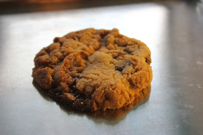 Hungry? Try a cookie. - PHOTO BY SARAH FENSKE
