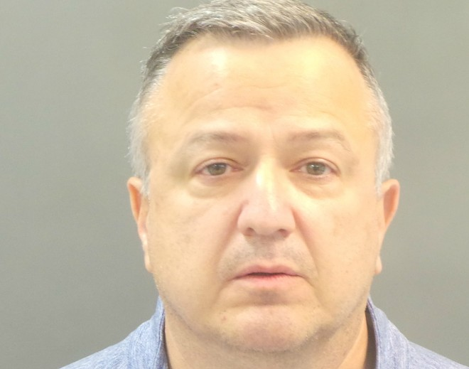 Mark Colao has been charged with multiple crimes after hitting protesters with his car. - IMAGE VIA ST. LOUIS POLICE