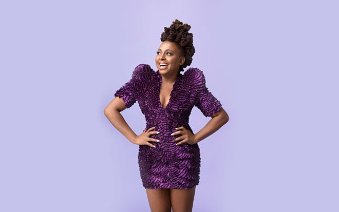 Ledisi will perform with Kirk Franklin at the Peabody Opera House on Wednesday, November 1. - PRESS PHOTO VIA ARTIST WEBSITE
