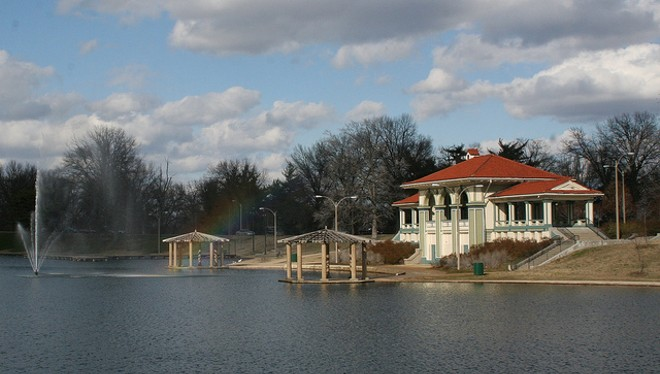 The Carondelet boathouse. - PHOTO COURTESY OF FLICKR/PAUL SABLEMAN