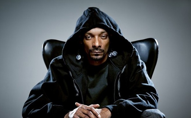 Snoop Dogg. - PRESS PHOTO