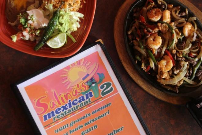 Salinas 2 is now open in Dutchtown. - CHERYL BAEHR