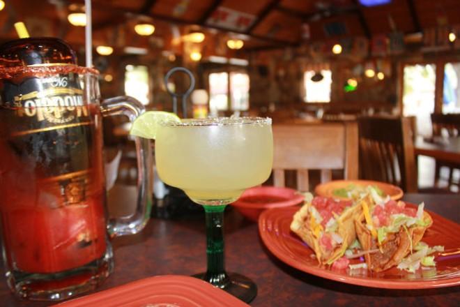 Salinas 2 offers daily drink specials. - CHERYL BAEHR