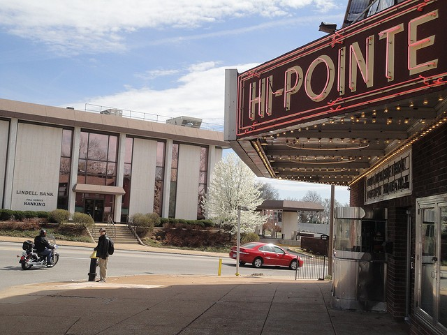 The Hi-Pointe Theatre. - FLICKR/PAUL SABLEMAN