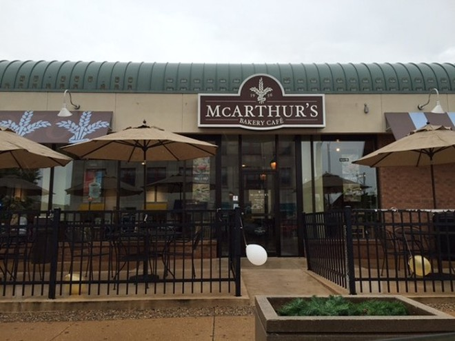 McArthur's opened in April 2016. - PHOTO BY SARAH FENSKE