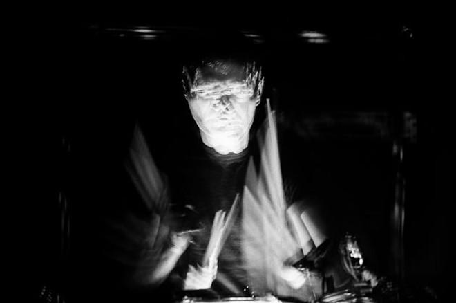 Experimental drummer Jon Mueller will headline the event. - PHOTO BY RAPHAËL SANDLER