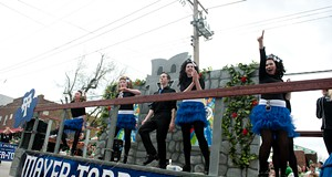 Dogtown St. Patrick's Day Parade: Part 2