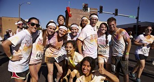 Color Run - St. Louis continued