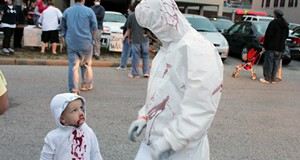Delmar Loop Zombie Walk