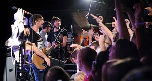 All Time Low and Rocket to the Moon at the Firebird