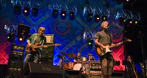 Furthur at the Chaifetz Arena