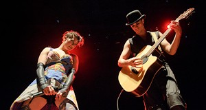 Dresden Dolls at the Pageant