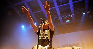 All Time Low at the Pageant