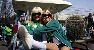 St. Patrick's Day Dogtown Parade 2010 (NSFW)