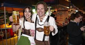Oktoberfest After Dark, 10/10/09