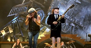 AC/DC St. Louis Show at the Scottrade Center, 1/13/09