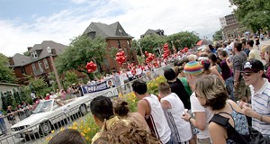 PrideFest STL - Parade Gallery