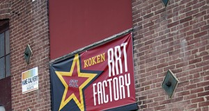 STL Vicars & Tarts Party, Koken Art Factory, St. Louis, April 19, 2008