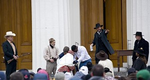 St. Louis Slave Auction