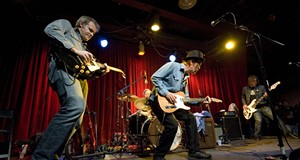 Marshall Crenshaw and The Bottle Rockets at Off Broadway