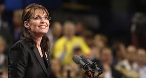 Sarah Palin Post-Debate Rally, St. Louis, 10/2/08